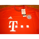 Camiseta Bayern Munich Titular Temporada 2016