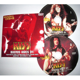 Kiss Buenos Aires Monsters Of Rock 94 (2 Dvd)