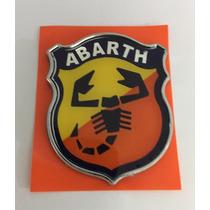 Emblema Escudo Abarth (stilo) Cod-.