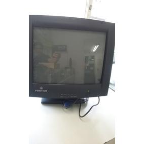 Monitor De Video Crt Positivo 15 Polegadas
