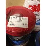 Cable Eva Libre Halogeno 2,5mm Rollo 100mts