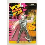 Coleccionable Wcw Sting Lucha Figura De Acción De Wwe Wwf
