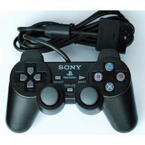 Mando Sony Dualshock 2 Para Ps2 Original Seminuevo
