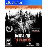 Dying Light The Following Enhanced Edition Ps4 Cd Fisico!!!