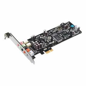 Asus Xonar Dsx 7.1 High Definition Audio Pci-e Gtia 24 Meses