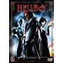 Hellboy - Ação Aventura Ficção Dvd Original Novo Lacrado