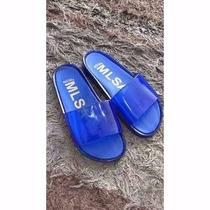 Chinelo Melissa Slide Beach Todas As Cores Disponíveis