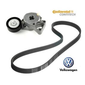 Kit Correia Alternador Poly V Volkswagen Polo 2.0 8v 02/...