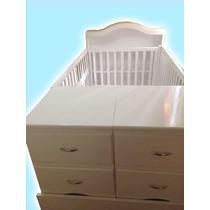 Cuna Para Bebe. Muebles Unión.