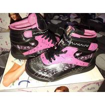 Zapatillas Botitas De Violetta Nº 29