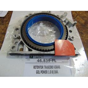 Retentor Volante Flange Traseira Vw Gol 1.0 8 E 16 V Power