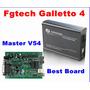 Programador Automotivo Fgtech Galletto 4 V54 Com Tricore Fg