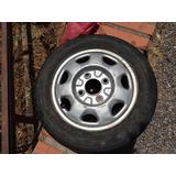 Neumático Con Llanta Aro 13