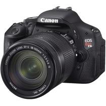 Câmera Canon Eos Ebel T3i Lente 18-135mm Nova Compre Agora