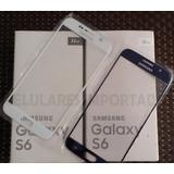 Stock Glass Vidrio Tactil Samsung S6 Original