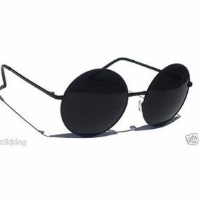 Óculos De Sol Redondo Masculino Feminino Lennon Ozzy