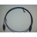 Cable De Fibra Optica 3 Metros Audio Digital