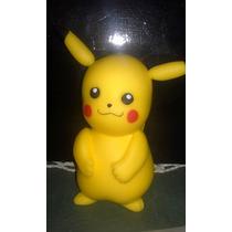 Adorno Pokemon Pikachu Y Sus Amigos En Porcelana Fria