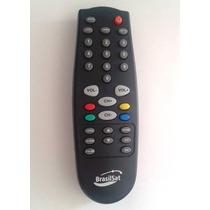 Controle Remoto Brasilsat S2200 Plus Iii Original (orbisat)
