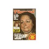 Tv Semanal 54 Sapag Cristina Albero Gachi Ferrari Valeria Ly