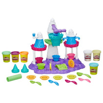 Conjunto De Massinhas Play-doh Castelo De Sorvete - Hasbro