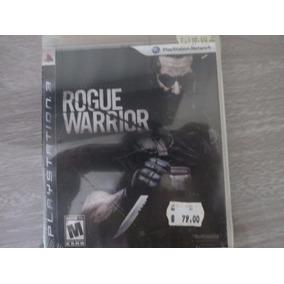 Rogue Warrior Para Sony Playstation 3 Ps3