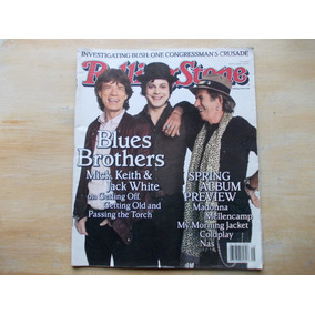 Revista Rolling Stone Abril 2008 - Blues Brothers - American