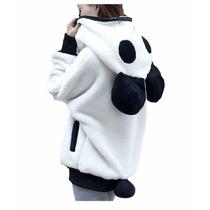 Moletom Panda Fofo Macio Cosplay Importado Pronta Entrega