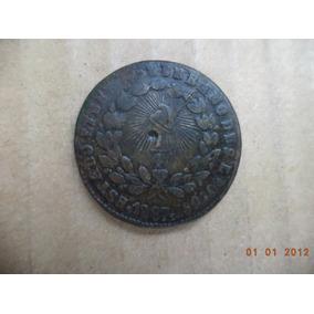1/4 De Real De San Luis Potosi 1867