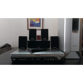 Equipo - Home Theater System Panasonic - Salida 5.1 - 1000 W
