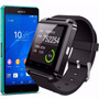 Relogio Bluetooth Smart Watch U8 Android Iphone 5 6 S5 Note