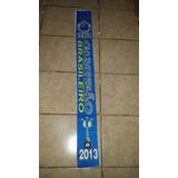 Faixa Tri Campeão Brasileiro 2013 - Cruzeiro