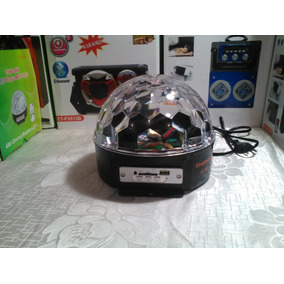 Luces Magic Ball + De 480 Rayos De Luz Para Fiestas