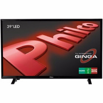 Tv 39 Polegadas Philco Led Hd Hdmi Usb 099393012 G