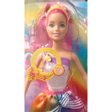 Princesa De Las Luces Brillantes Muñeca Barbie Dreamtopia