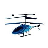 Vica Rc Helicoptero X-zero 3.5 Canales Azul