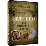 Dvd : Tour Of Duty: The Complete Series (boxed Set, 11 Disc)