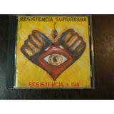 Cd Resistencia Suburbana Resistencia + Iva En La Plata