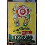 C.1940 Afiche Publicitario Tizziano Anís Y Bitter