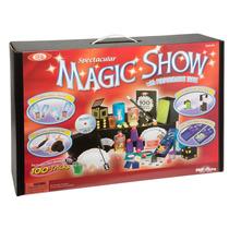 Maleta Ideal 100-trucos Espectacular Show De Magia