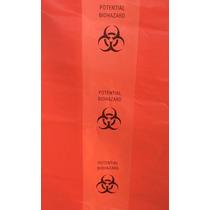 Bolsas Para Residuos Peligrosos - 50 Piezas Por Caja