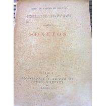 Sonetos-antero De Quental-1943