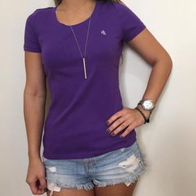 Blusa Camisa Camiseta Feminina Ralph Lauren Importada