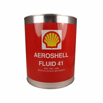 Aceite Hidraulico Aeroshell Fluid 41 Lata De 3.78 Litros.