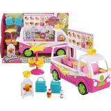 Shopkins Scoops Ice Cream Truck Camión De Helados Tuni 56035