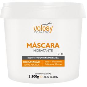 Creme Hidratação Ojon+silicon+macadamia 3,5kg Mix