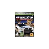 Jogo Midnight Club Los Angeles Complete Edition Xbox 360 Mid