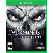Darksiders 2 Deathinitive Edition (nuevo Y Sellado) - Xbox O
