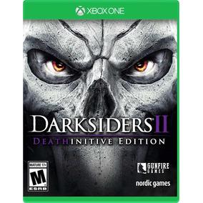 Darksiders 2 Deathinitive Edition (nuevo Y Sellado) - Xbox O