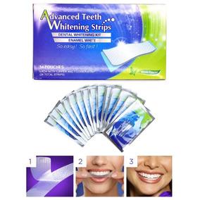 Fita Clareadora Dental - Clareamento De Dente - Whitestrips